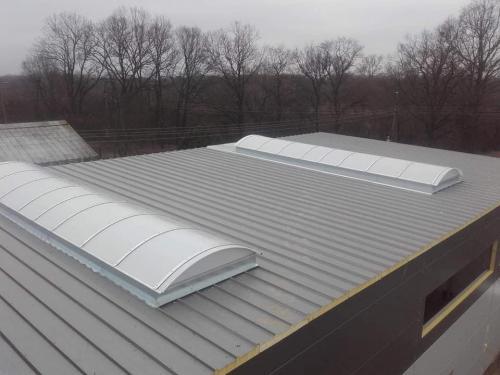 Świetliki Dachowe Polidach 10