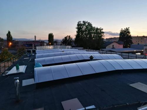 Świetliki Dachowe Polidach 11