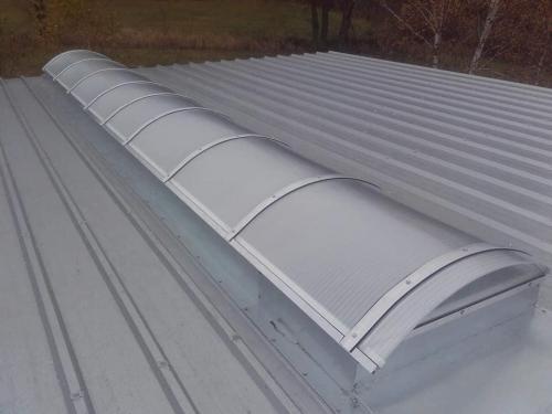 Świetliki Dachowe Polidach 12