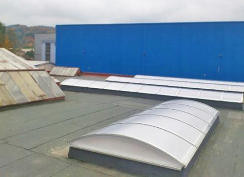 Świetliki Dachowe Polidach 2