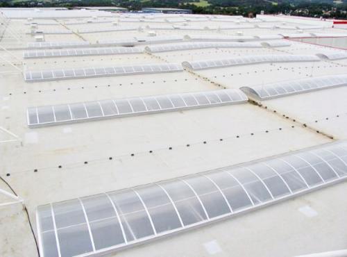 Świetliki Dachowe Polidach 4