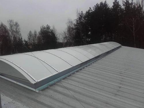 Świetliki Dachowe Polidach 6