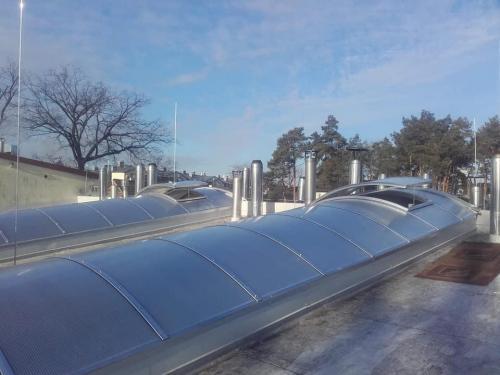 Świetliki Dachowe Polidach 7