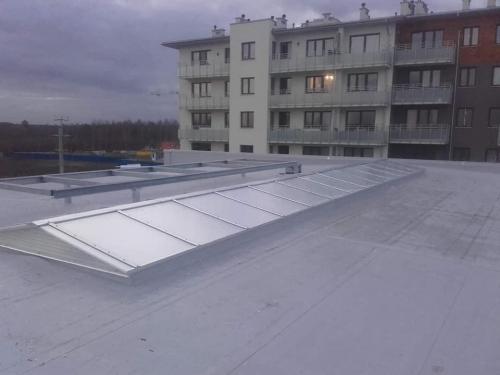Świetliki Dachowe Polidach 9